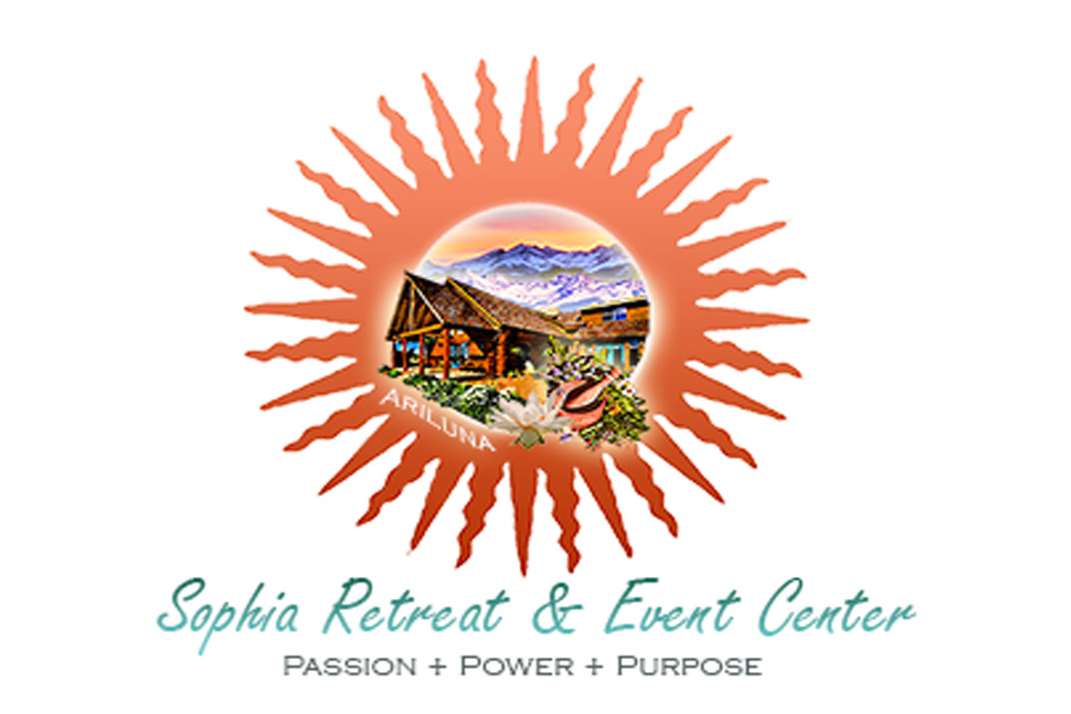 Sophia Retreat-Event Center Logo and Sign