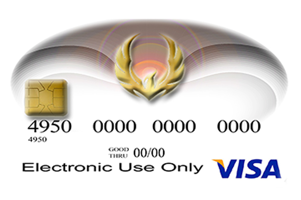 Visa Card Design