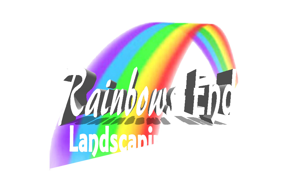 Rainbows End Landscaping Logo